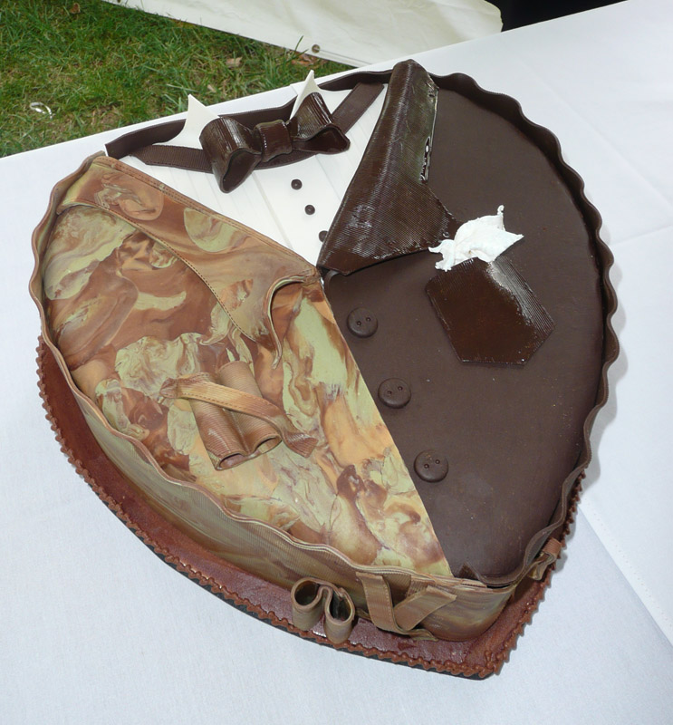 Grooms Cake Ideas Country