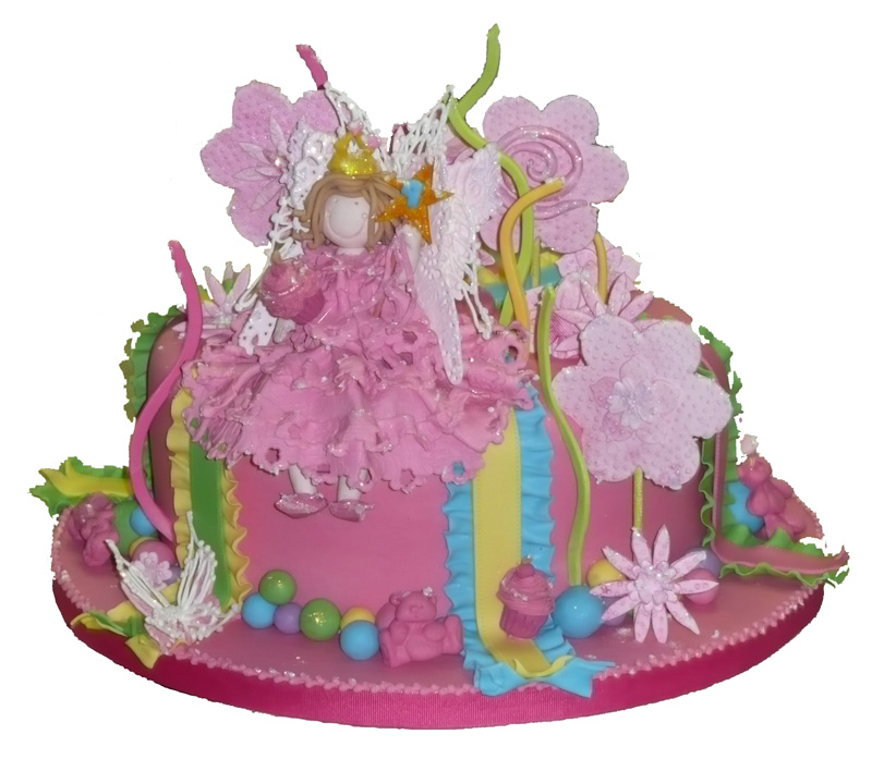 Pin Pinkalicious Pink Cake Ideas And Designs Cake on Pinterest